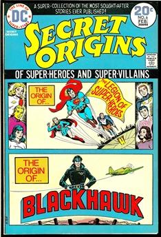 Secret Origins #6