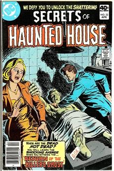 Secrets of Haunted House #23