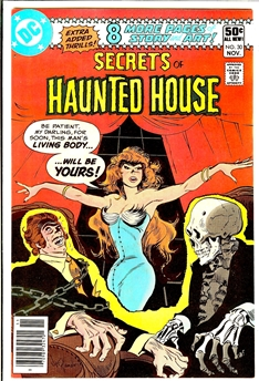 Secrets of Haunted House #30