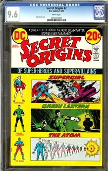 Secret Origins #2