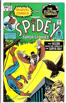 Spidey Super Stories #13