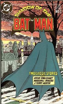 Shadow of the Batman #2