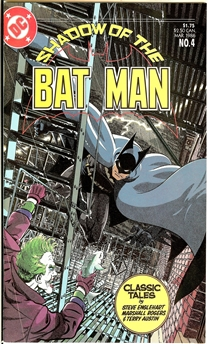 Shadow of the Batman #4