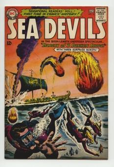 Sea Devils #13