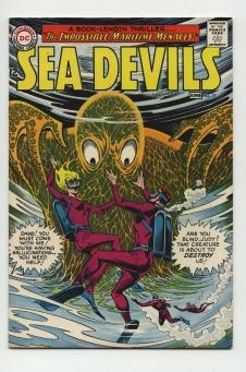 Sea Devils #17