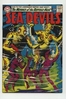 Sea Devils #20
