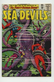 Sea Devils #21