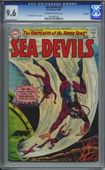 Sea Devils #23