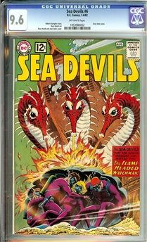 Sea Devils #6