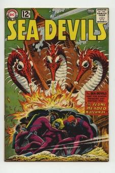 Sea Devils #6