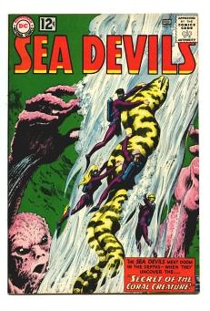 Sea Devils #9