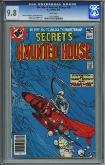 Secrets of Haunted House #16