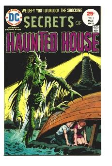 Secrets of Haunted House #1