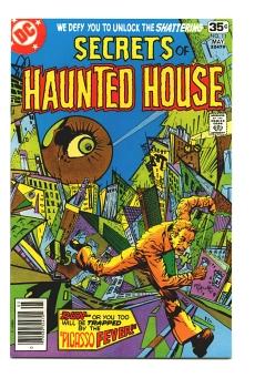 Secrets of Haunted House #11