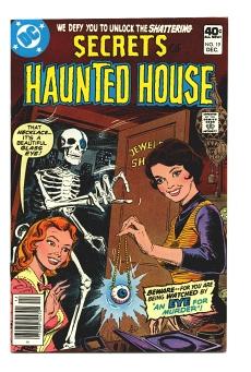 Secrets of Haunted House #19
