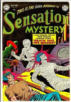 Sensation Mystery #112