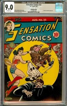 Sensation Comics #32