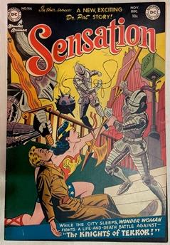 Sensation Comics #106