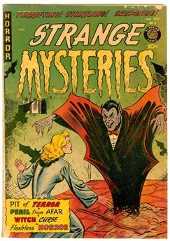 Strange Mysteries #3