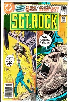 Sgt. Rock #345