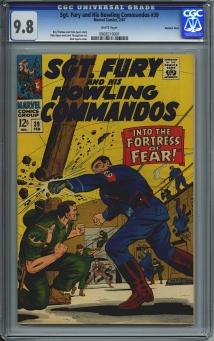 Sgt. Fury #39