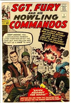 Sgt. Fury #1