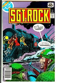 Sgt. Rock #327