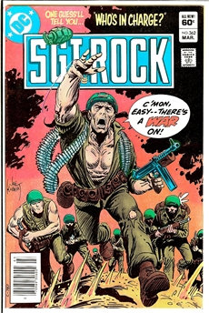 Sgt. Rock #362