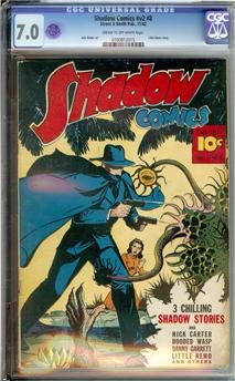 Shadow Comics V2 #8