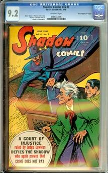 Shadow Comics V6 #3