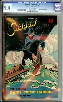 Shadow Comics V7 #8