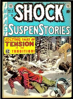 Shock SuspenStories #3