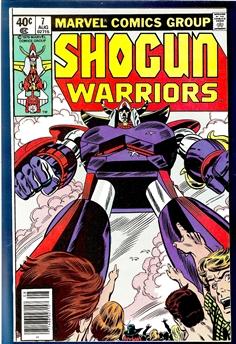 Shogun Warriors #7