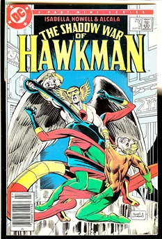 Shadow War of Hawkman #3