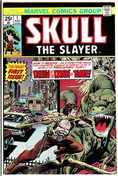 Skull the Slayer #1