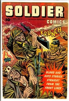 Soldier Comics #6