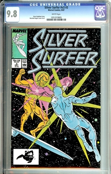 Silver Surfer (Vol 3) #3