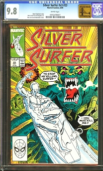 Silver Surfer (Vol 3) #23