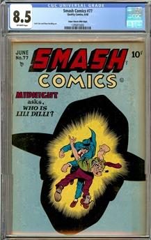 Smash Comics #77