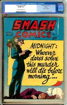 Smash Comics #42