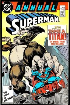 Superman Annual (Vol 2) #1