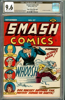 Smash Comics #37