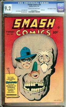 Smash Comics #50