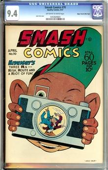 Smash Comics #70
