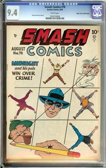 Smash Comics #78