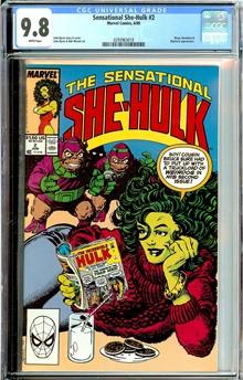 Sensational She-Hulk #2