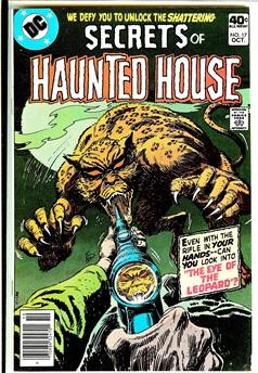 Secrets of Haunted House #17