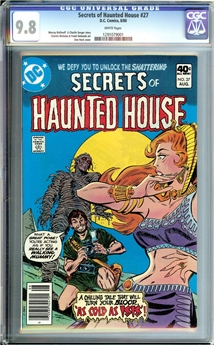 Secrets of Haunted House #27