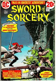Sword of Sorcery #1