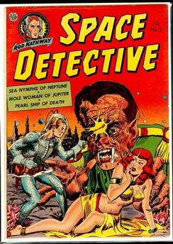Space Detective #3